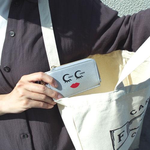 Fragment case-フラグメントケース-B【キャリーチャーム】