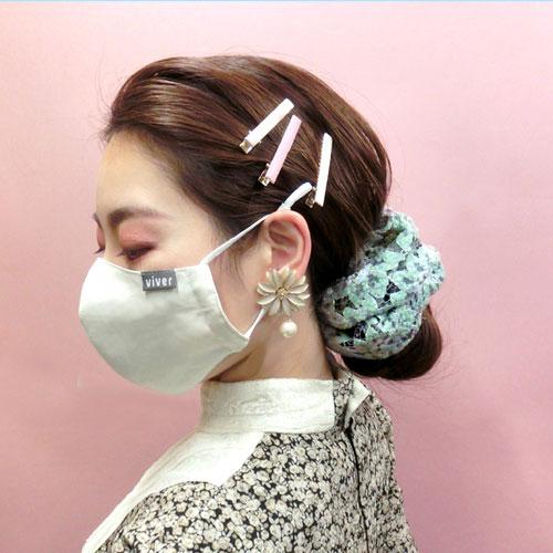 -マスクアレンジ-ヘアピンセット・SWEET【A】【アレオリ】
