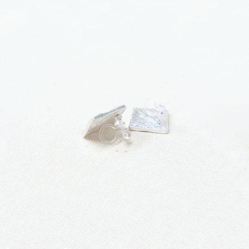 メタルテクスチャーシリーズクリアカフス-ダイヤ-【アレオリ】