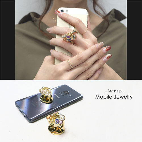 -Mobile Jewely モバイルジュエリー-Dress up・I