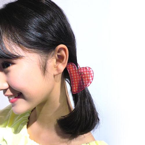 ★70%OFF★ガーリー×ギンガムチェックシリーズバンス【ルココネ】