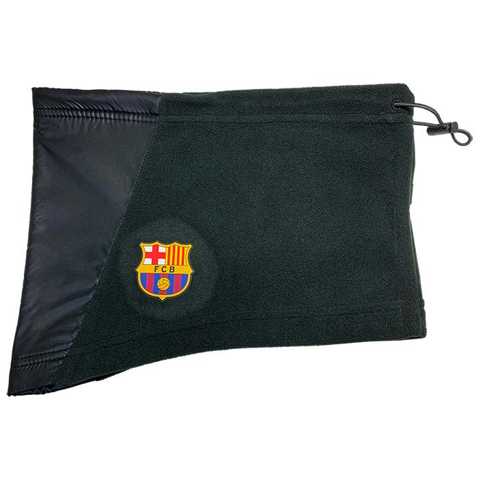 FCバルセロナ グッズ「FCバルセロナ フリースネックウォーマー」(bcn34374)