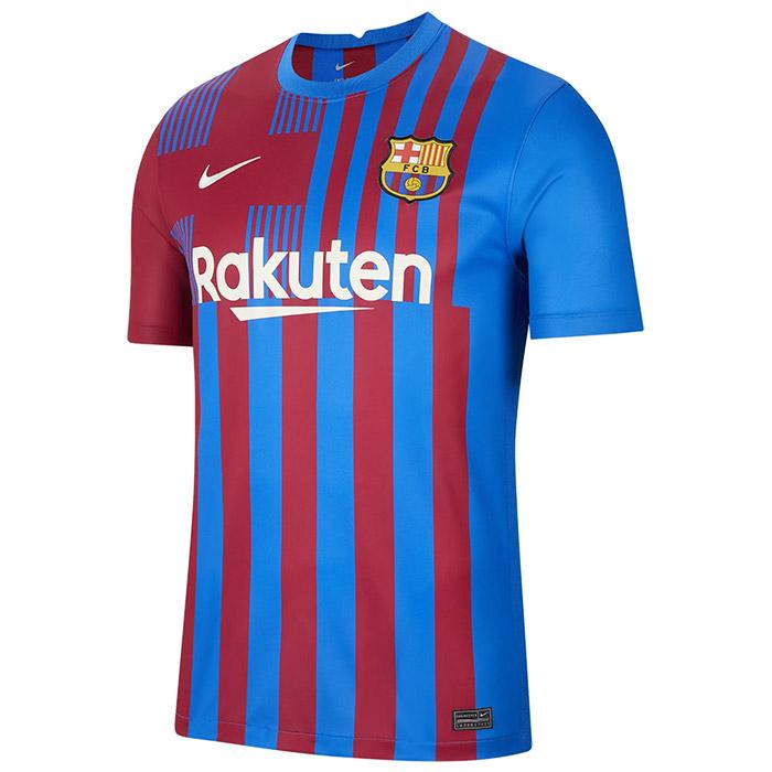 FCバルセロナユニフォーム「Nike/ナイキ FCバルセロナユニフォーム 2021/22 ホーム」(cv7891-428)