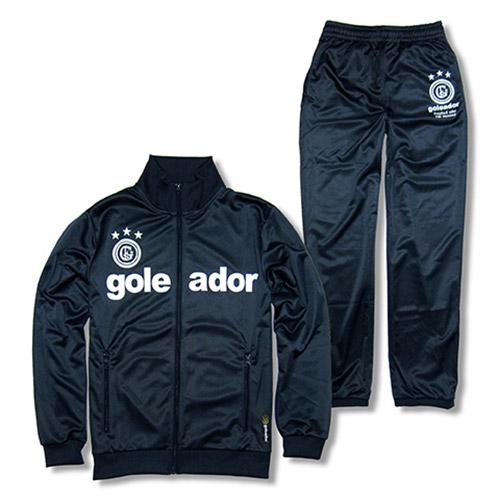 goleador(ゴレアドール) トレーニングジャケット & トレーニングパンツ(D.Blue)