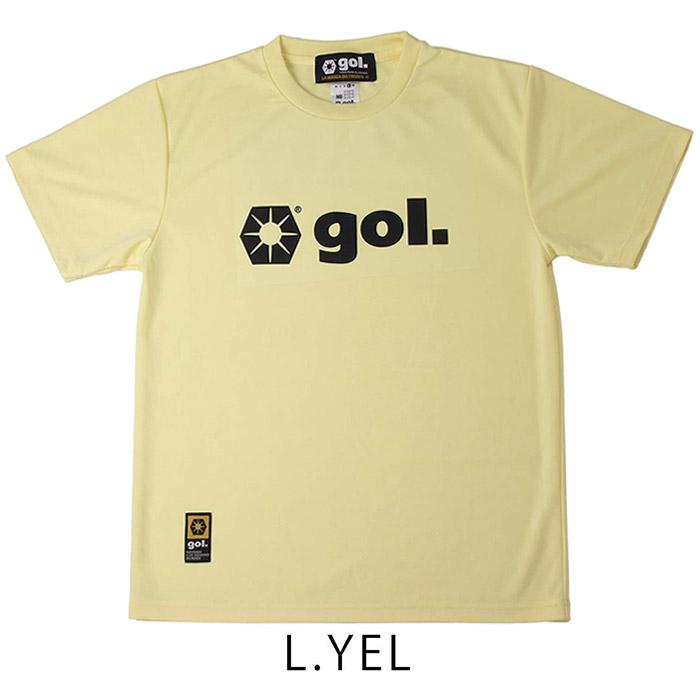 gol./ゴル Tシャツ「フットサル ウェア ドライシャツ ヴィトーリア」(g192-809)