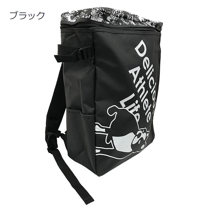 SoccerJunky/サッカージャンキー バッグ「おじゃましまんにゃわ+1 スクエアバックパック」(cp18582)