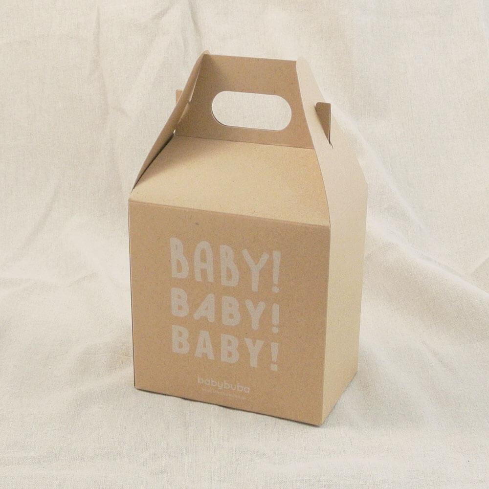 [babybuba]ボディオイルギフトセット
