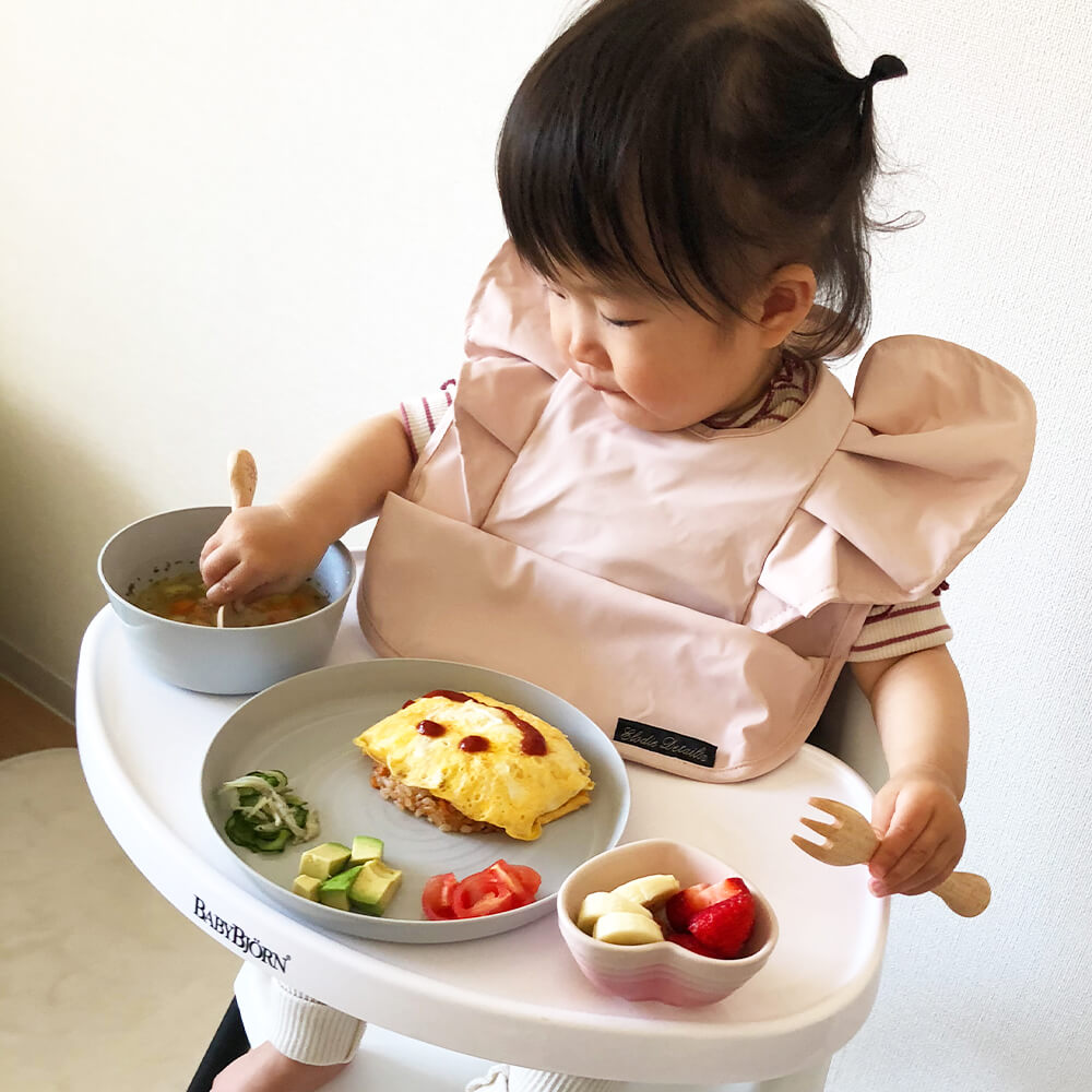 [Elodie Details]お食事エプロン
