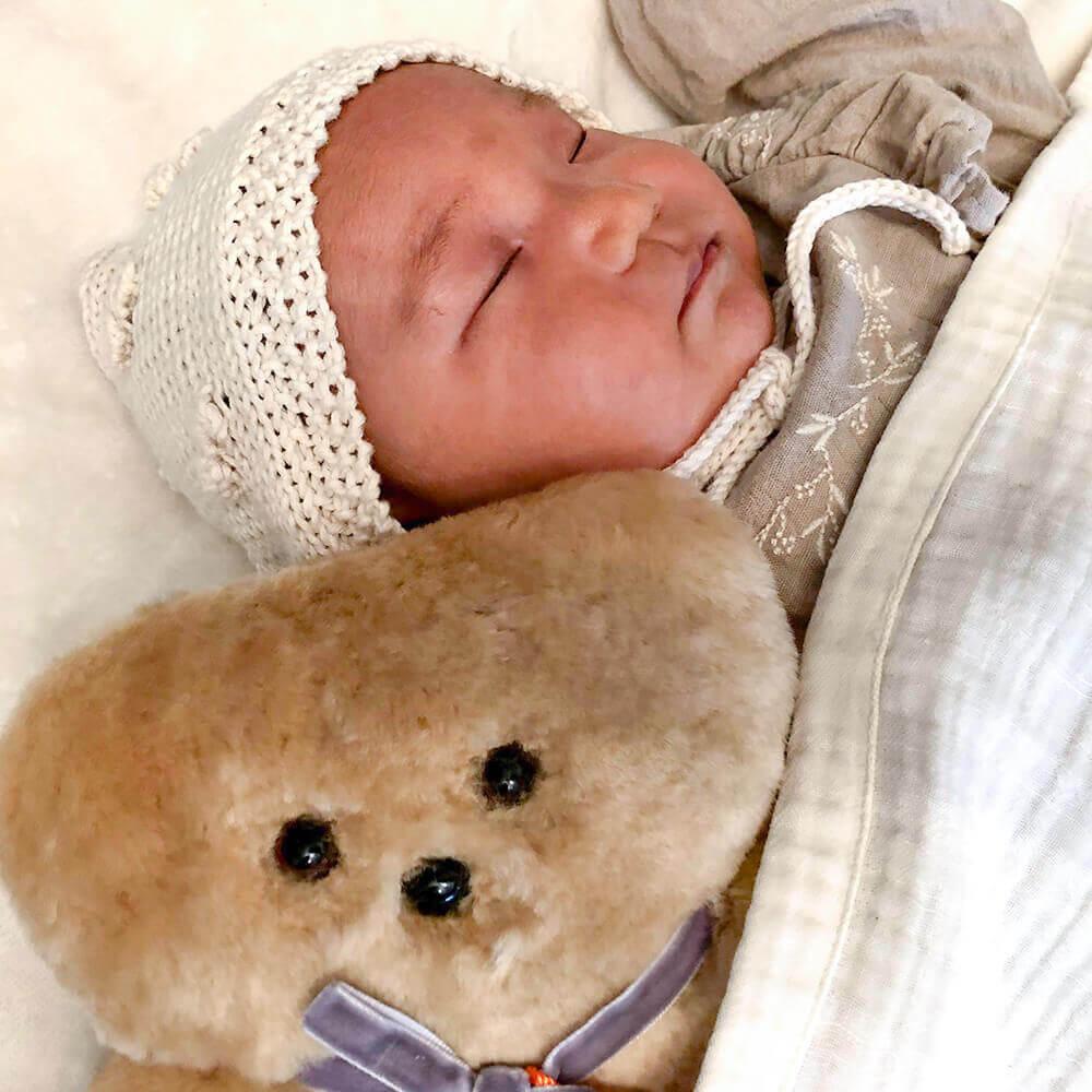 [ELKS&ANGELS]little cuddle bear