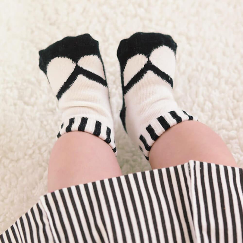 [Aenak]足袋そっくす(滑り止め付)