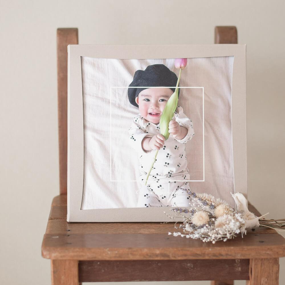 [amanoppo] -Photo Book Set- make memories box