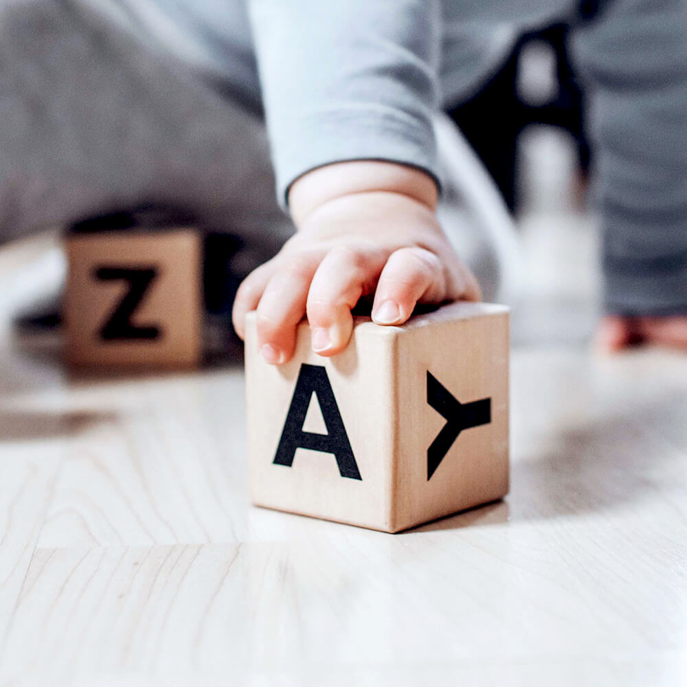 [ooh noo]Alphabet Blocks