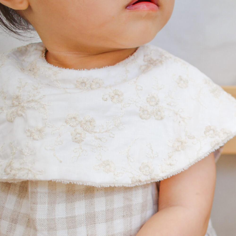 [Lien de famille]刺繍スタイ