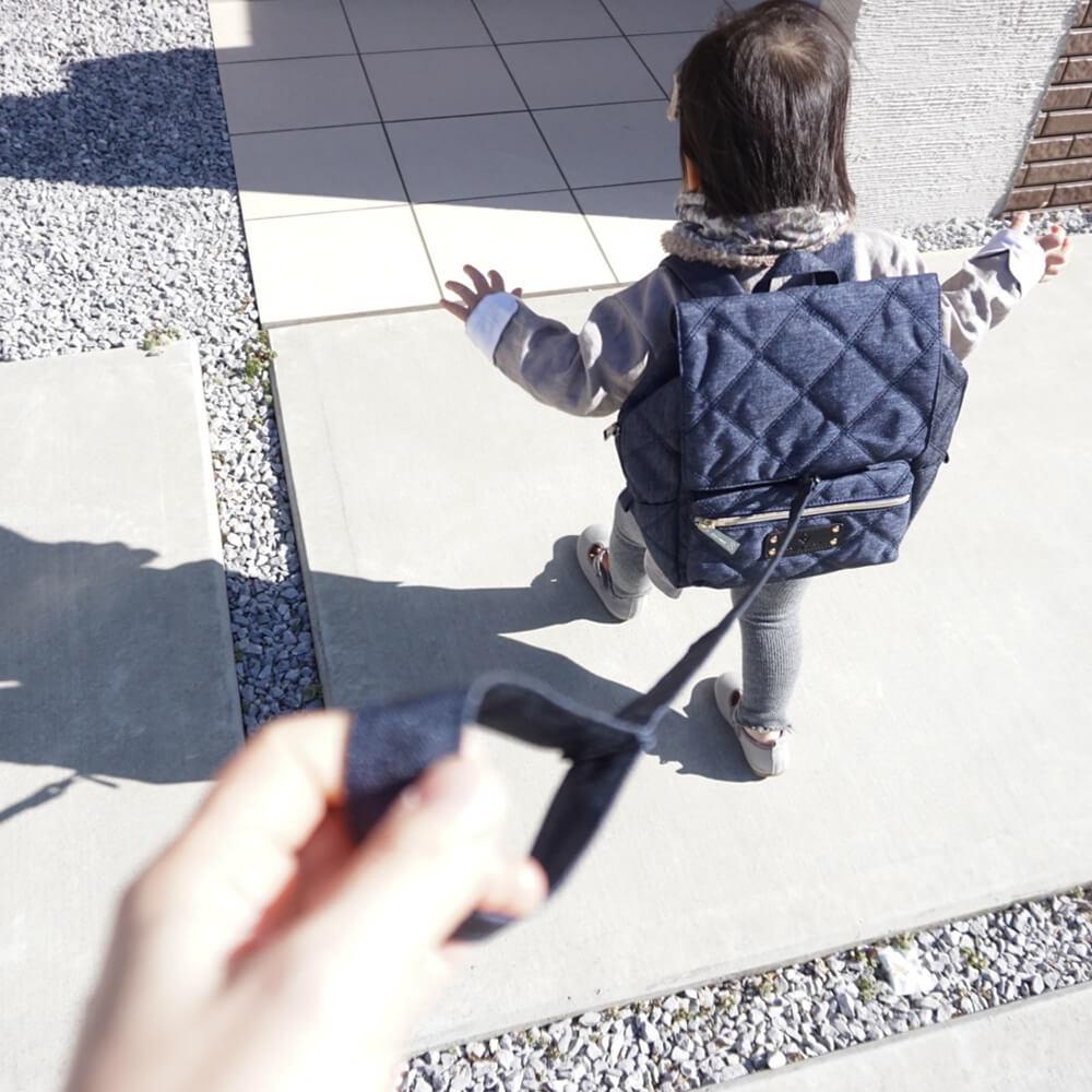 [e.x.p.japon]ベビーリュック(ハーネス付き)