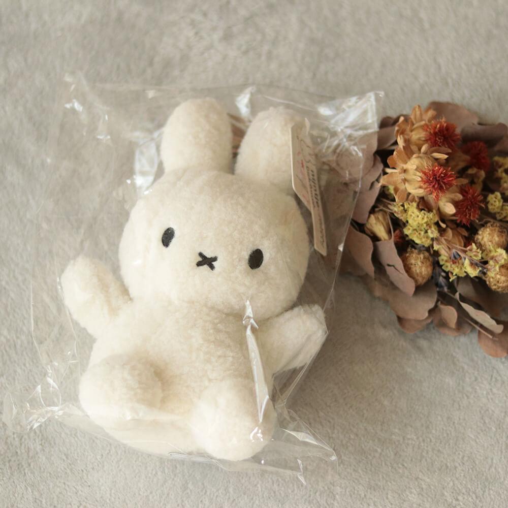 [BON TON TOYS]Miffy Recycle Teddy