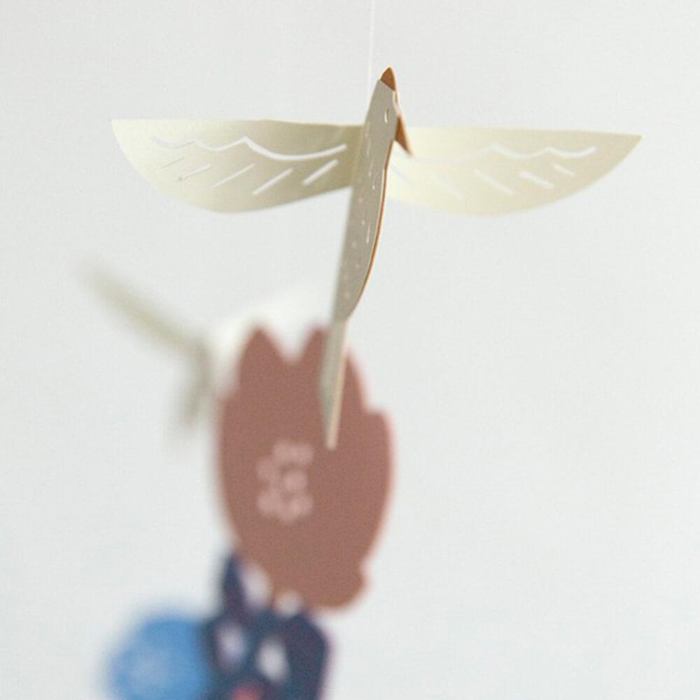 [Manu Mobiles]モビール(アニマル)