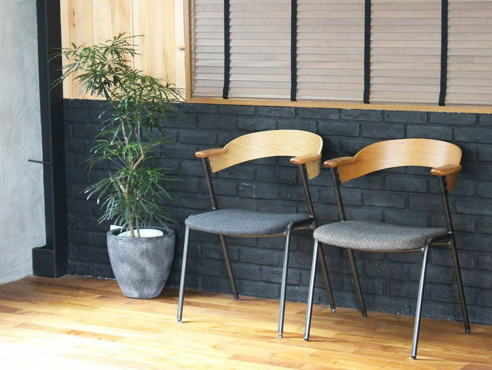 danis short arm chair BR(アデペシュ)