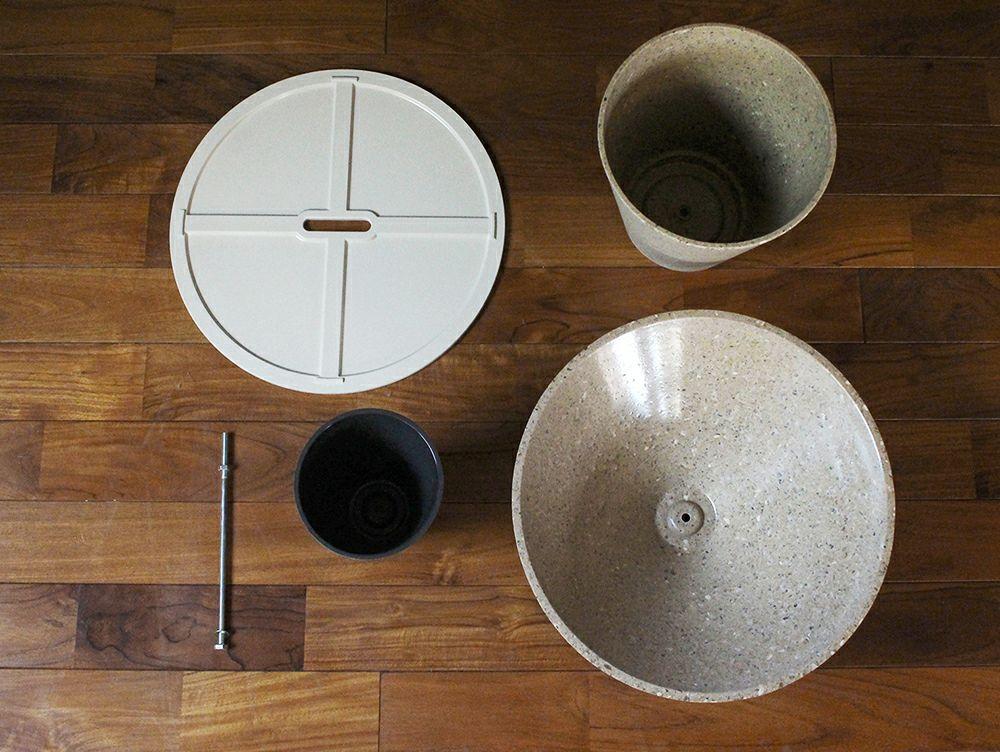 Re:aseCo side cylinder table(アデペシュ)