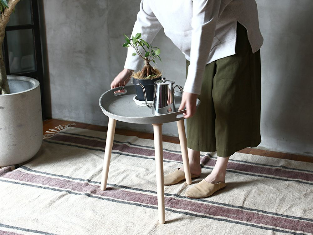 Re:aseCo side tray table L(アデペシュ)