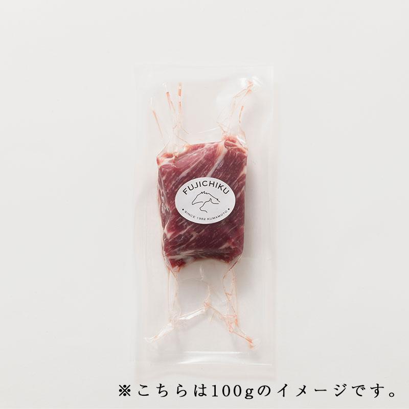 ふじ馬刺し中トロ100g〜300g タレ・生姜付