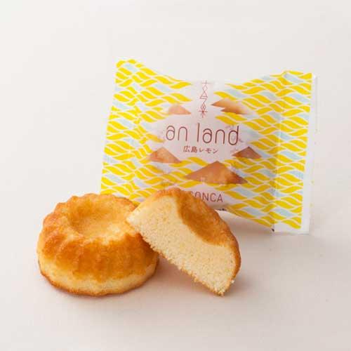 an land広島レモン・抹茶ピスタチオ(各6個)