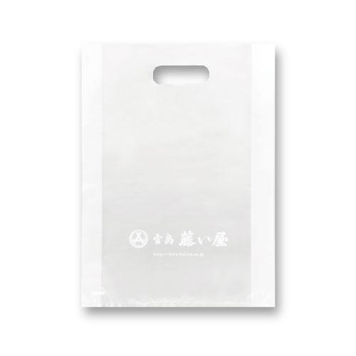 藤い屋ビニール袋(大)