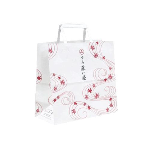 藤い屋 紙袋(中)