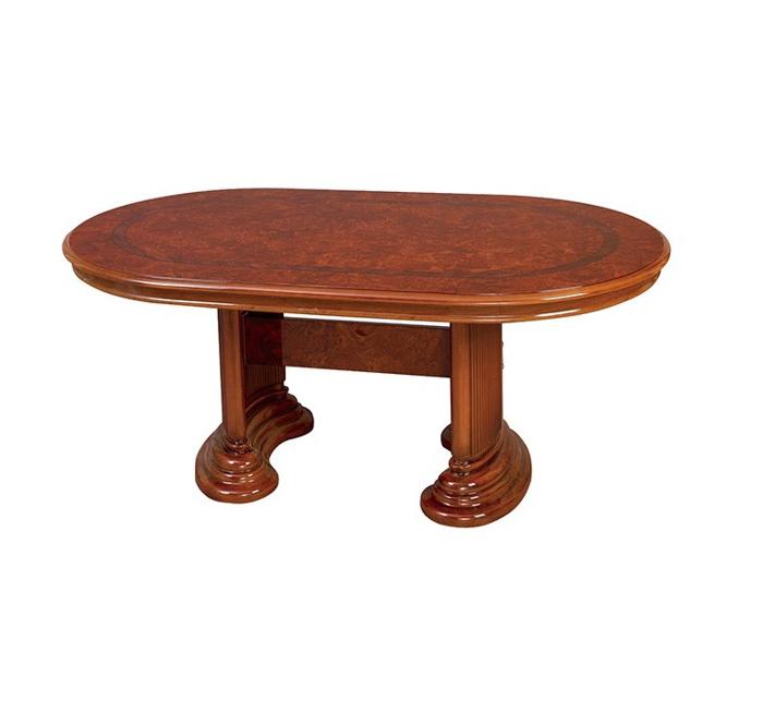 Saltarelli サルタレッリ Florence フローレンス Extensible Dining Table(Walnut)