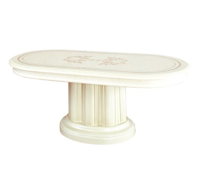 Saltarelli サルタレッリ Florence フローレンス Coffee Table(Ivory)