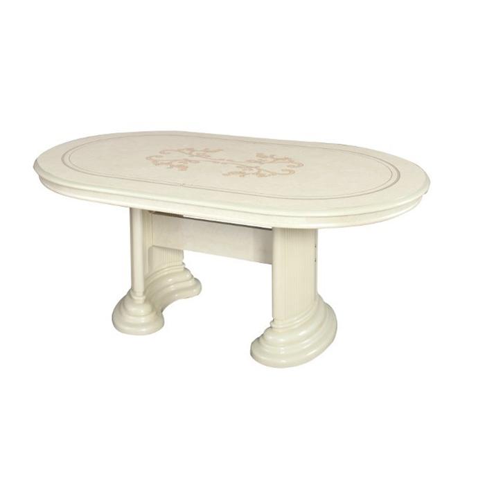 Saltarelli サルタレッリ  Florence フローレンス 145Fix Table ※2本脚(Ivory)
