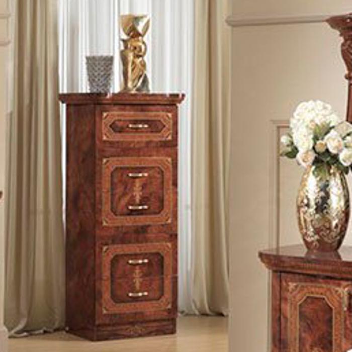 Saltarelli サルタレッリ Amalfi アマルフィ five drawers(Walnut)