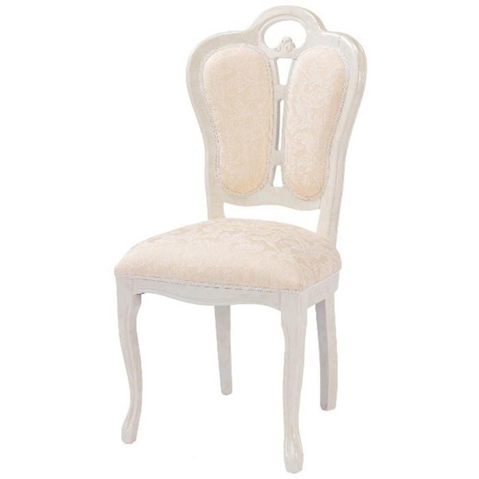 Saltarelli サルタレッリ Florence フローレンス Chair(Ivory/Fabric)