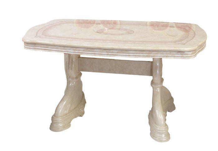 Saltarelli サルタレッリ Amalfi アマルフィ Fix Table(H72cm)(Ivory)