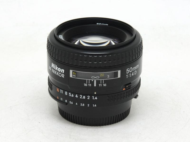 Nikon(ニコン) AF 50mm F1.4 D (NW-2663)