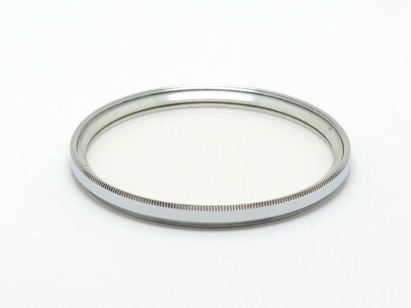 MINOLTA(ミノルタ) 55mm径 UVフィルター  (銀枠) (0NAC-2320)
