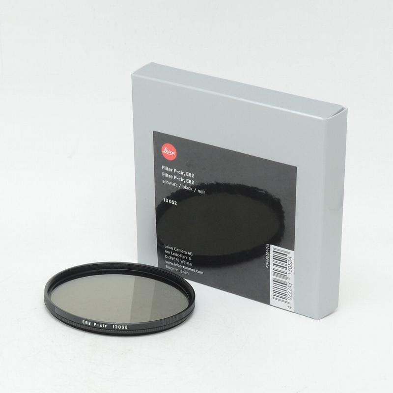 フィルター E82 円偏光 LEICA(ライカ) (13052)