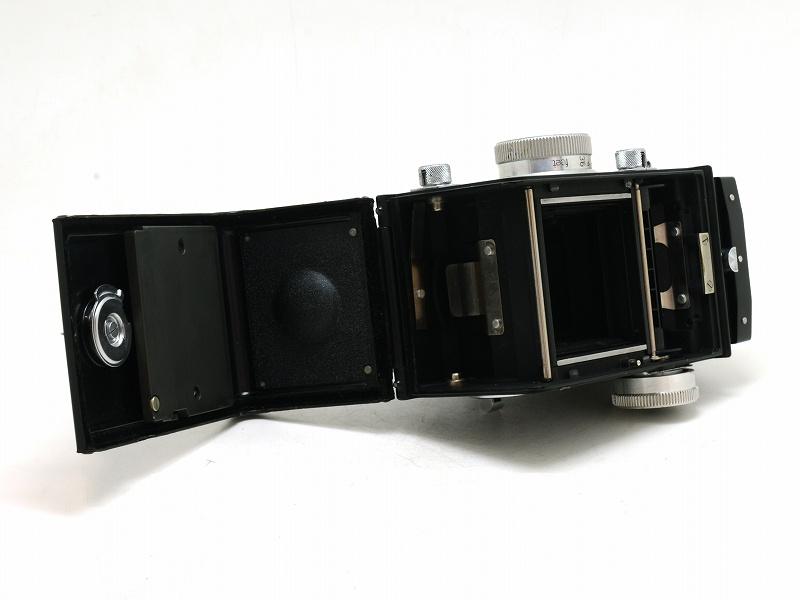 【委託】Zeiss Ikon(ツァイスイコン) Ikoflex Favorit (NI-2469)