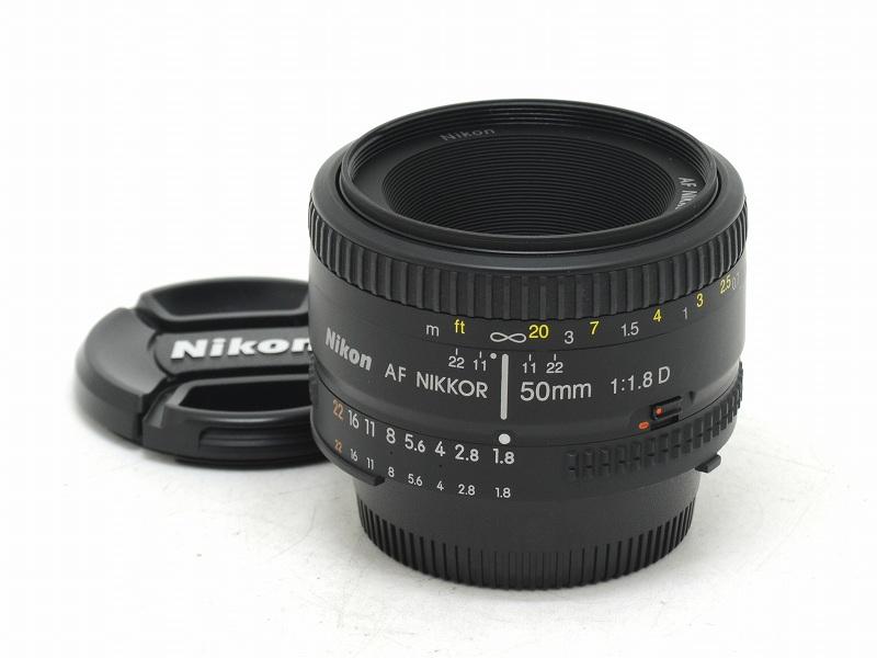 Nikon(ニコン) AF 50mm F1.8 D (NW-2664)