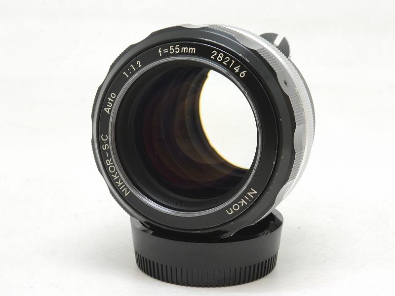 【委託】Nikon(ニコン) NIKKOR-S・C Auto 55mm F1.2 (NI-3128)