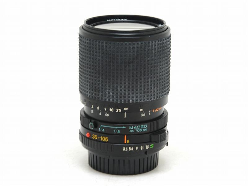 MINOLTA(ミノルタ) MD 35-105mm F3.5-4.5 (0NAC-2154)