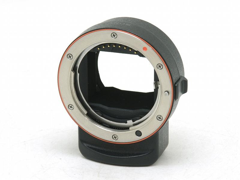 SONY(ソニー) Aレンズ/Eボディ用マウントアダプター LA-EA3 (NS-186)