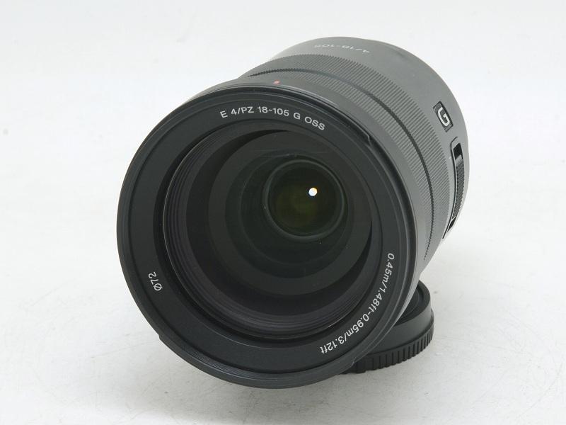 SONY(ソニー) E PZ 18-105mm F4 G OSS (SELP18105G) (NW-2922)