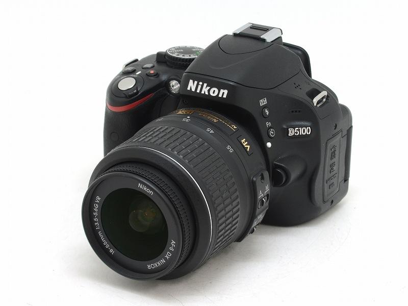 Nikon(ニコン) D5100 18-55付 (NW-2666)