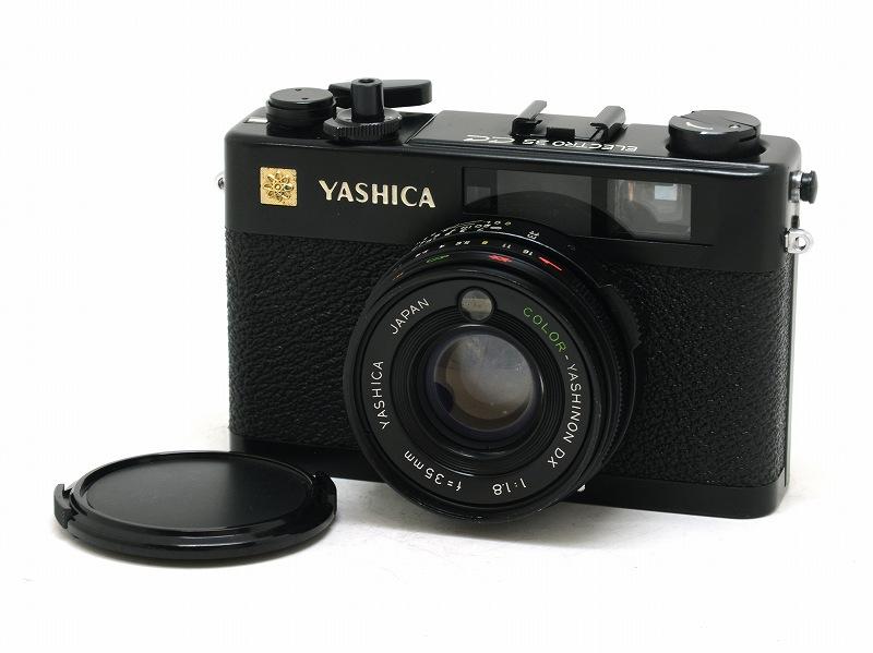 【委託】YASHICA(ヤシカ) ELECTRO 35 CC (NI-3162)