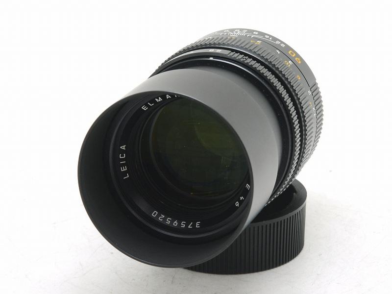 Leica(ライカ) ELMARIT-M 90mm F2.8 (フード組込) 375万台 (NW-2916)