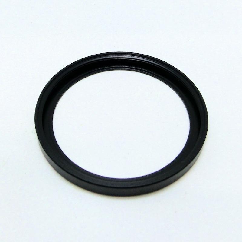 フロントリング ブラック [ D-LUX4用 ] LEICA(ライカ) (SP300124)