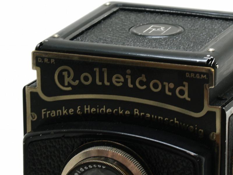 【委託】Rollei(ローライ) ROLLEICORD I (Type 2) (NI-3165)