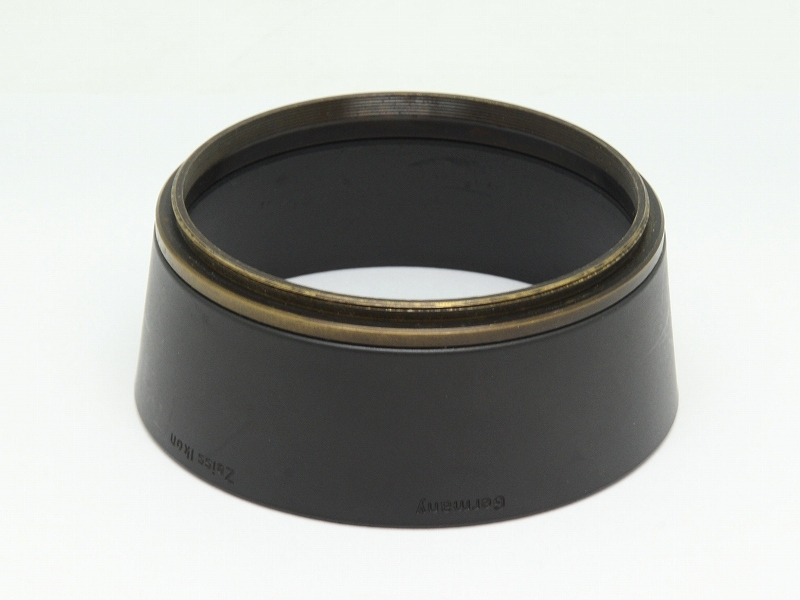 ZEISS IKON(ツァイスイコン)  S67 (フィルター径67mm) メタルレンズフード (0NAC-2291)