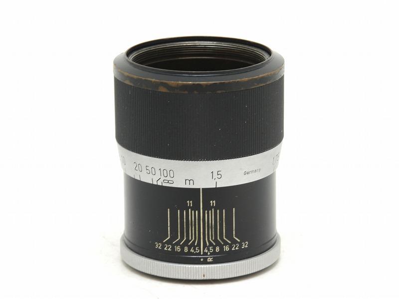 Leica(ライカ) ヘクトール135mm用ショートフォーカシングマウント ブラック ZOOAN/16495 (0NAC-2160)