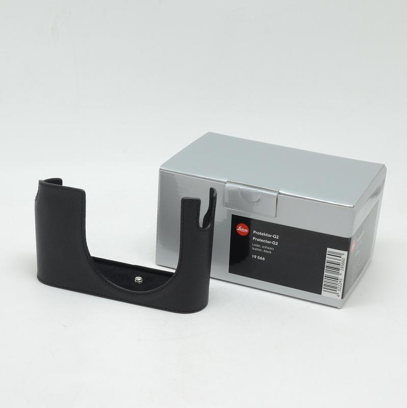 レザープロテクター  <ブラック> [Q2用] LEICA(ライカ) (19566)